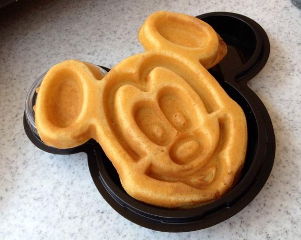 Hong Kong Disneyland Pancakes