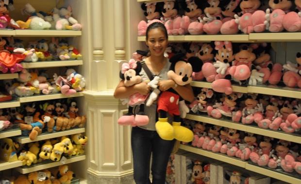 Hong Kong Mickey Mouse