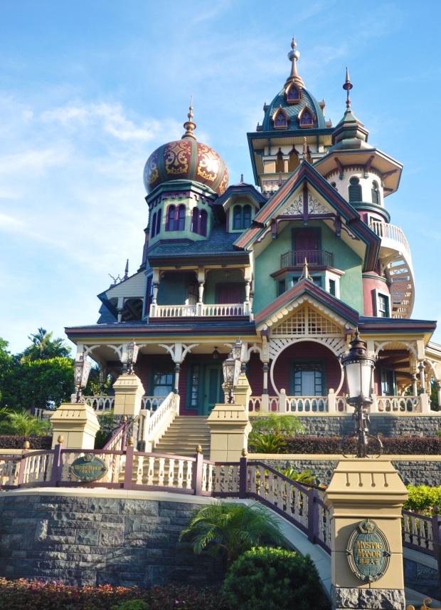 Mystique Manor