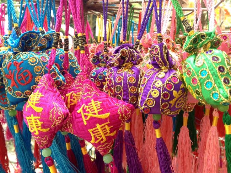 Souvenirs at Ngong Ping 360