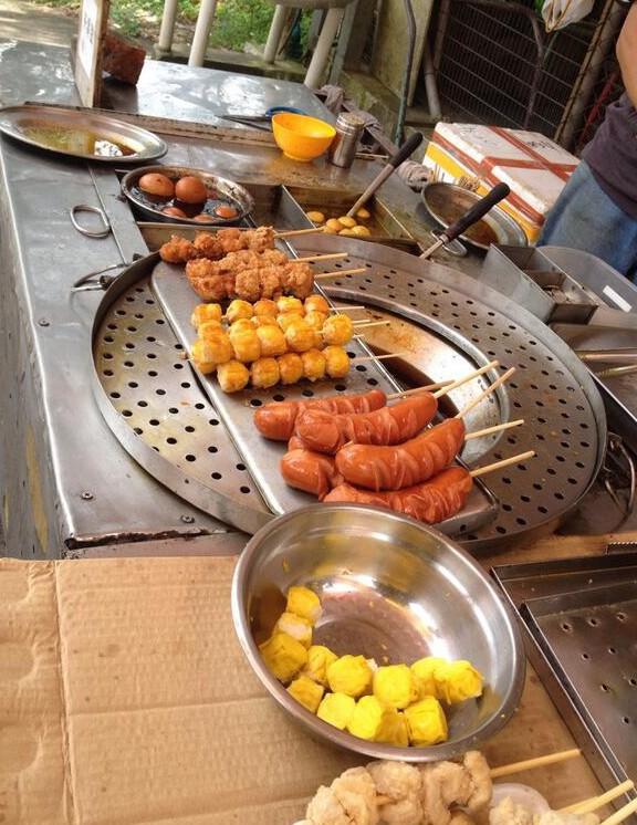 Street Food at Ngong Ping 360
