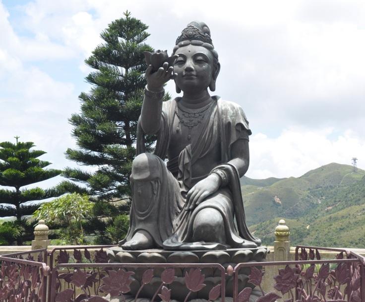 The Big Biddha Hong Kong