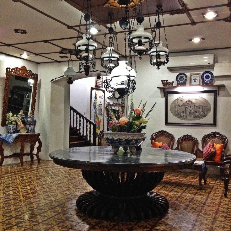 Cordillera Inn Lobby