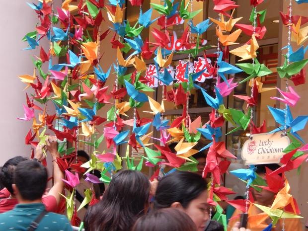Wishing Cranes