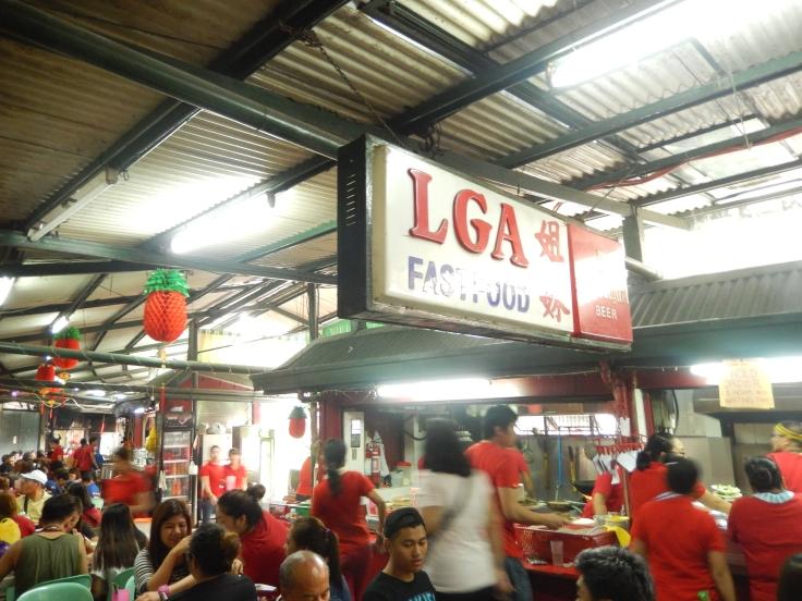 Estero Food Court