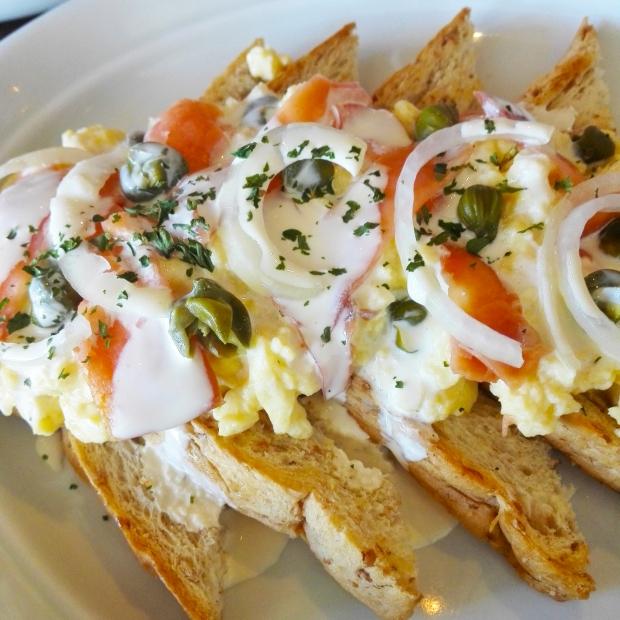 Cafe Breton Go Fish
